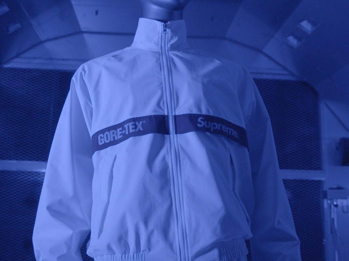 Sean Vegezzi Supreme x Gore-Tex  Directed by Sean Vegezzi